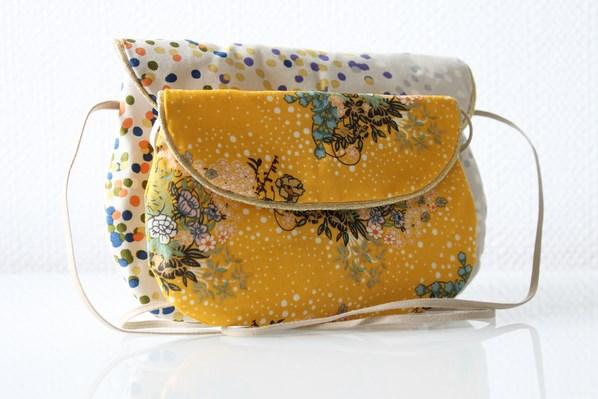 tailles des sacs bandoulières