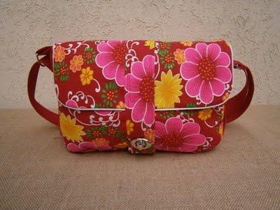 sac besace à fleurs sabrina trefle