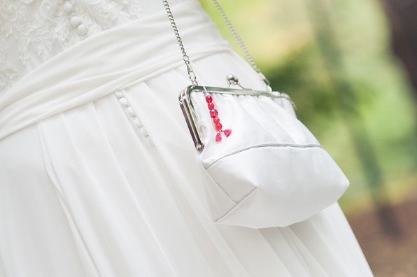 sac rétro mariage de dorothée