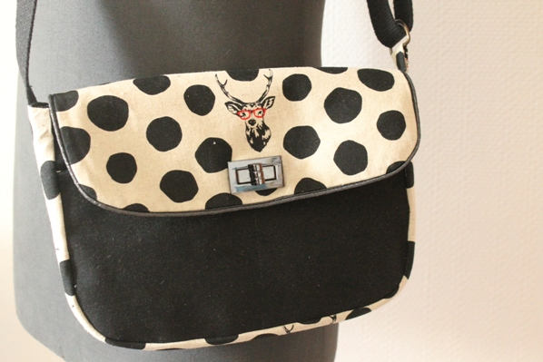besace pouch for woman