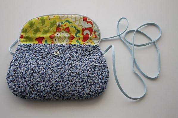 doublure sac bandoulière pour femme